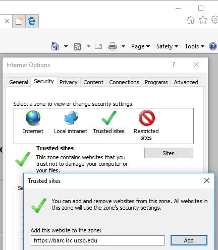 Ucsb Barc Login Windows Ucsb Support Desk Collaboration